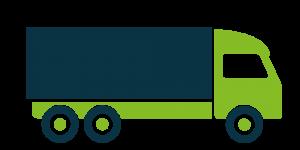 Stoßdämpfer für LKW und Schwerlastfahrzeuge