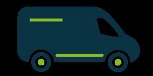 Stoßdämpfer für Transporter und Vans