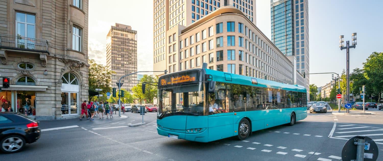 Verstärkte Stoßdämpfer von Marquart für Linienbusse