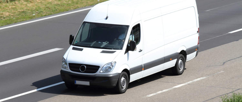 Verstärkte Stoßdämpfer von Marquart für Transporter auf Sprinterbasis