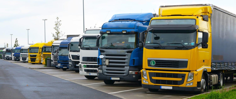 Verstärkte Stoßdämpfer von Marquart für LKW aller Marken