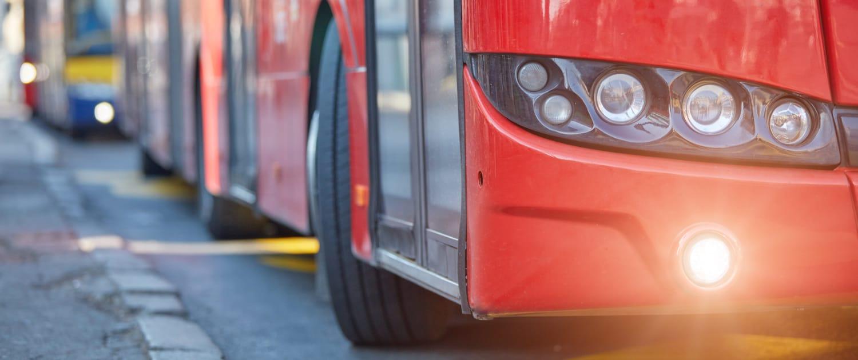 Verstärkte Stoßdämpfer von Marquart für Busse aller Art