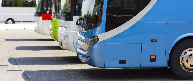 Verstärkte Stoßdämpfer von Marquart für Reisebusse