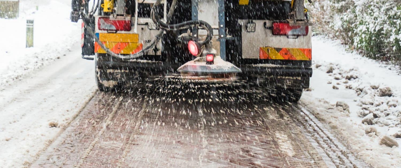 Verstärkte Stoßdämpfer von Marquart für Schneeräumer